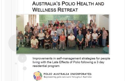 Polio Health and Wellness Retreat