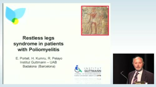 Restless legs syndrome in patients with poliomyelitis